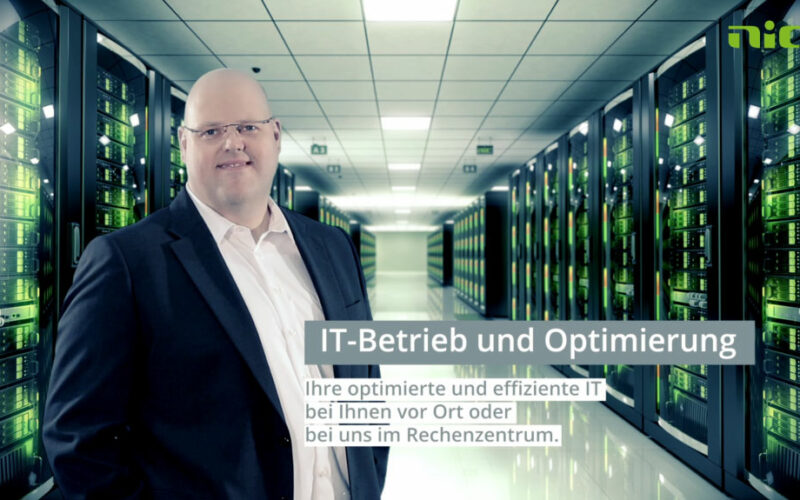 IT-Betrieb und Optimierung